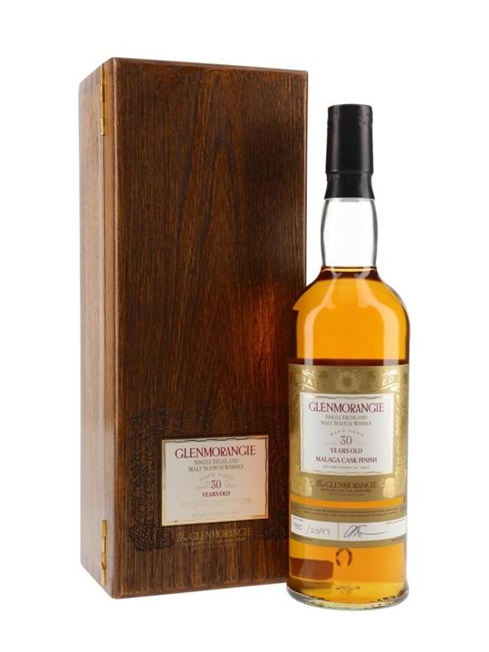 Glenmorangie 30 Year Old / Malaga Finish Highland Whisky