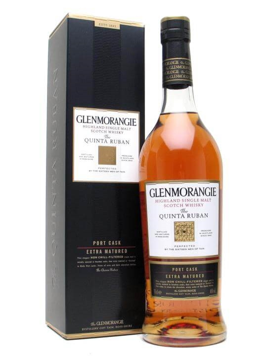Glenmorangie Quinta Ruban / Port Cask Finish Highland Whisky