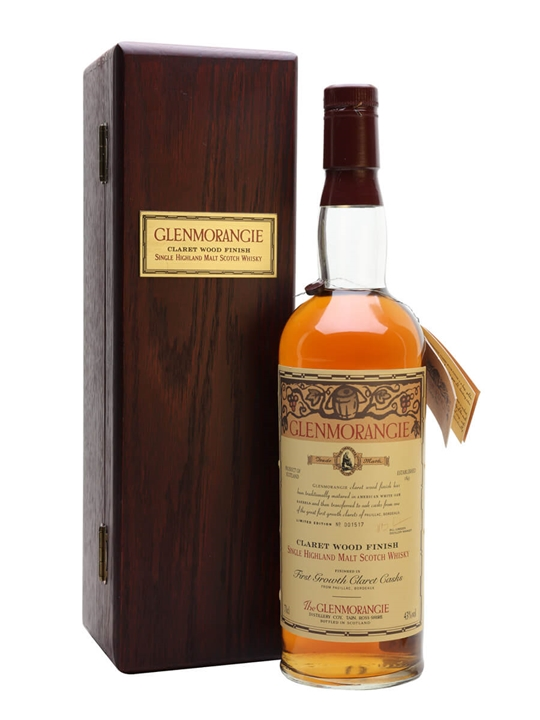 Glenmorangie Port Wood Finish Highland Single Malt Scotch Whisky