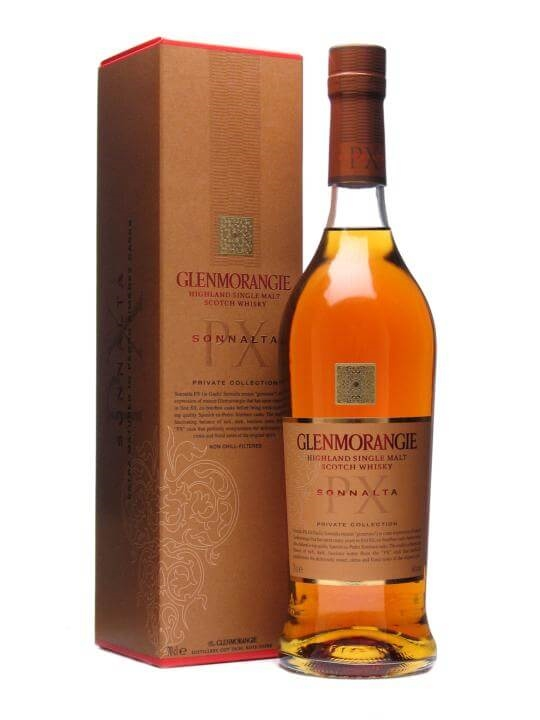 Glenmorangie Sonnalta Px Highland Single Malt Scotch Whisky