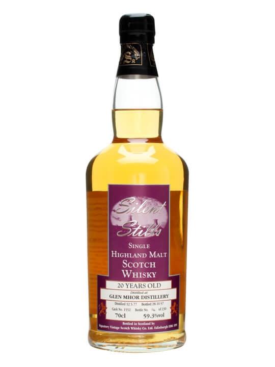 Glen Mhor 1977 / 20 Year Old Speyside Single Malt Scotch Whisky