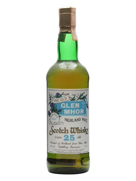 Glen Mhor 1963 / 25 Year Old Speyside Single Malt Scotch Whisky