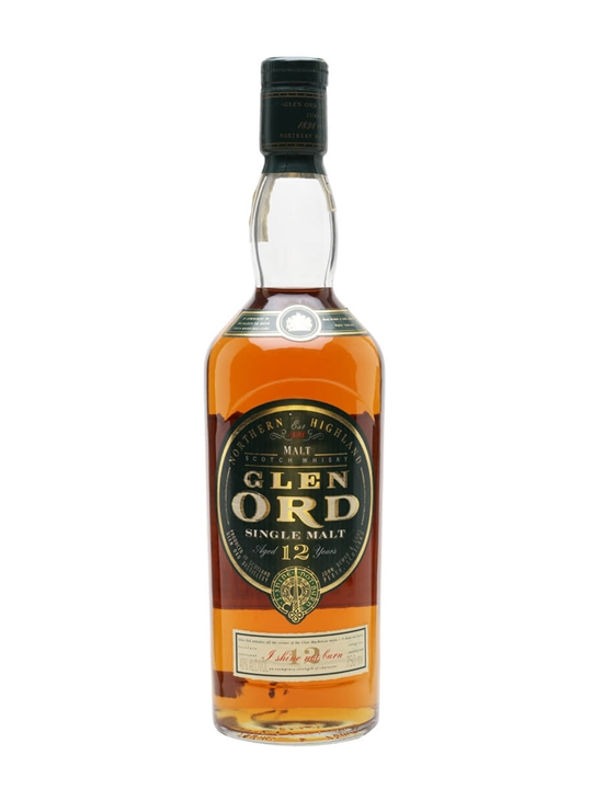 Glen Ord 12 Year Old / Bot.1990s Highland Single Malt Scotch Whisky