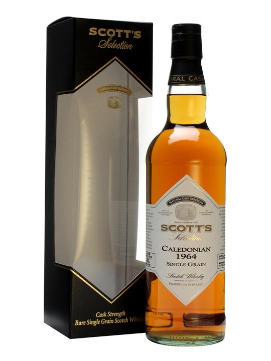 Caledonian 1964 / Scott's Selection Single Grain Scotch Whisky