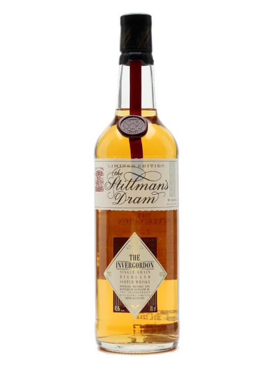 Invergordon 1970 / 22 Year Old / Stillman's Dram Single Whisky