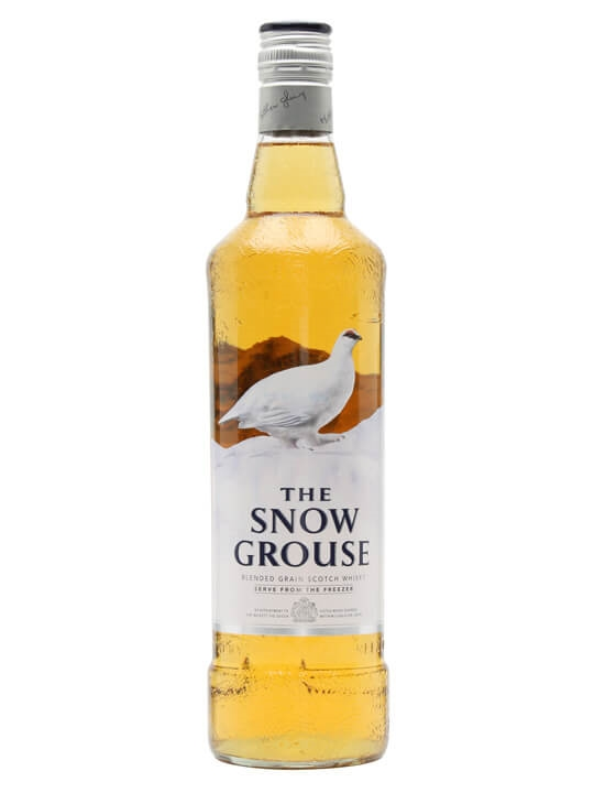 Snow Grouse Grain Whisky Blended Grain Scotch Whisky