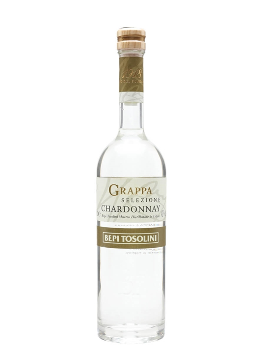 Tosolini Grappa di Chardonnay