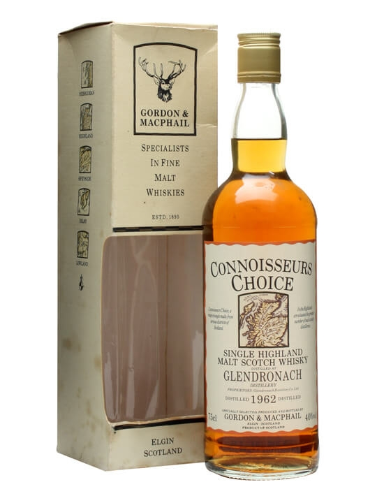 Glendronach 1962 / Connoisseurs Choice Speyside Whisky