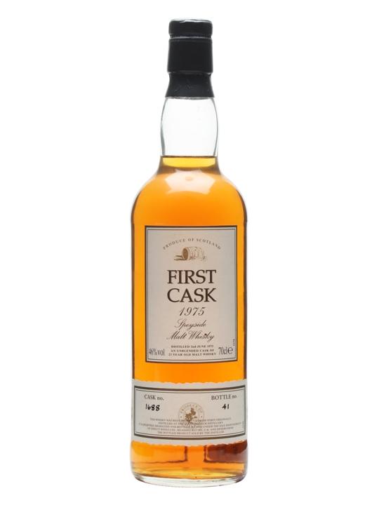 Glendronach 1975 / 23 Year Old / Cask #1688 Speyside Whisky