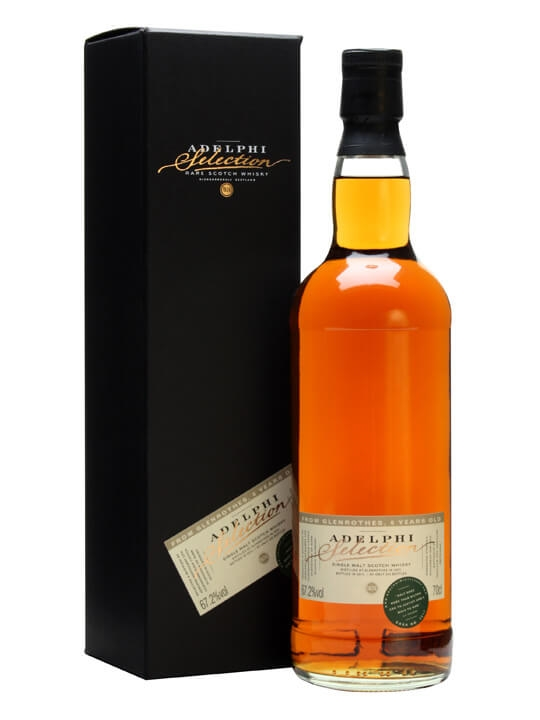 Glenrothes 2007 / 6 Year Old / Cask #3517 / Adelphi Speyside Whisky