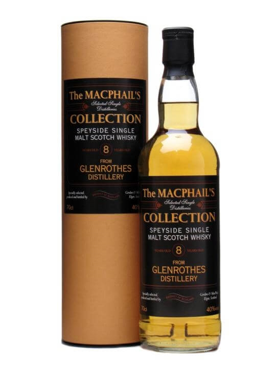 Glenrothes 8 Year Old / Macphail's Collection Speyside Whisky