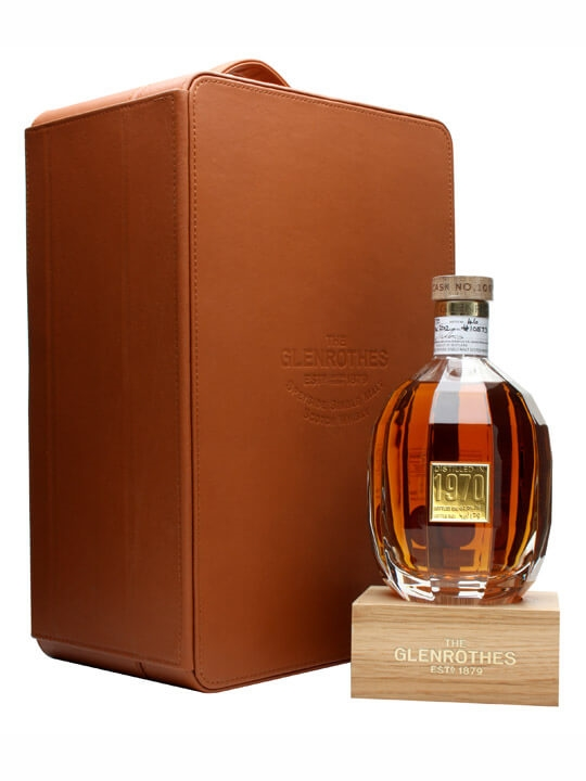 The Glenrothes 1970 / Extraordinary Cask #10573 Speyside Whisky