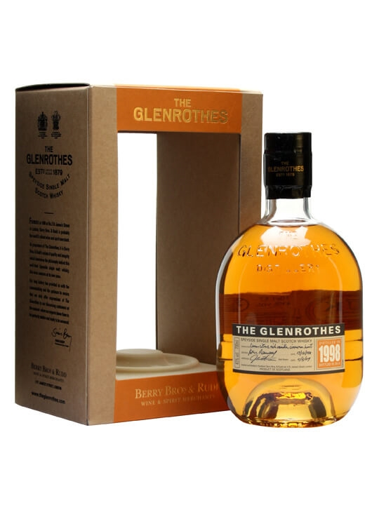 The Glenrothes 1998 / Bot.2014 Speyside Single Malt Scotch Whisky