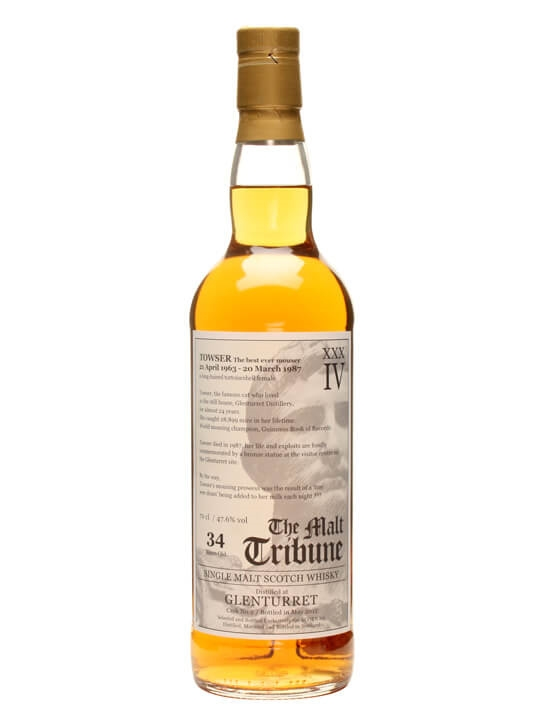 Glenturret 34 Year Old / Acorn Highland Single Malt Scotch Whisky