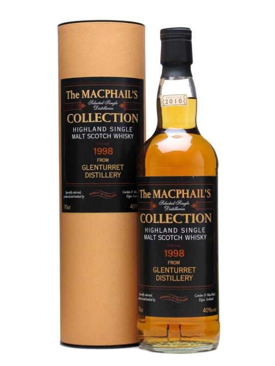 Glenturret 1998 / Macphail's Collection Highland Whisky