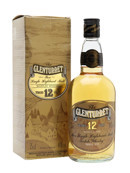 Glenturret 12 Year Old / Bot.1980s Highland Single Malt Scotch Whisky
