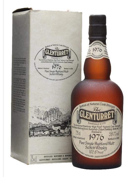 Glenturret 1976 Highland Single Malt Scotch Whisky