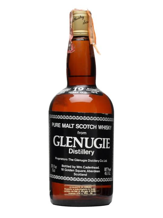 Glenugie 1959 / 19 Year Old / Cadenhead's Highland Whisky