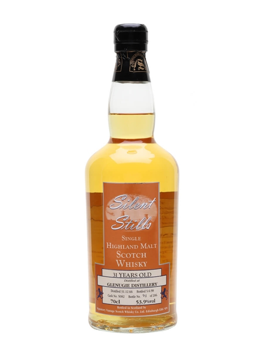 Glenugie 1966 / 31 Year Old / Silent Stills Highland Whisky