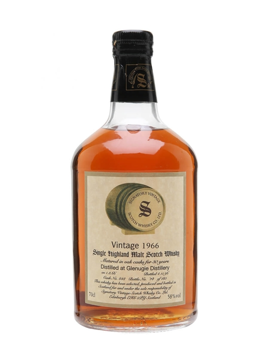Glenugie 1966 / 30 Year Old / Cask #848 Highland Whisky