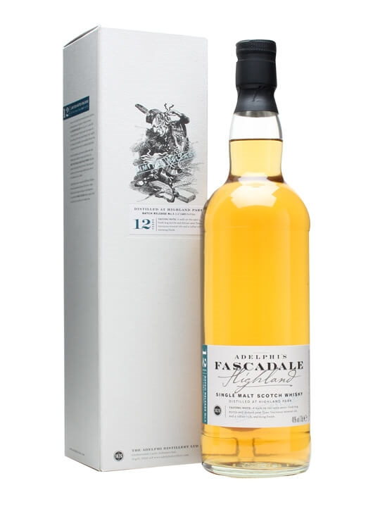 Adelphi's Fascadale / Batch 5 / 12 Year Old Island Whisky