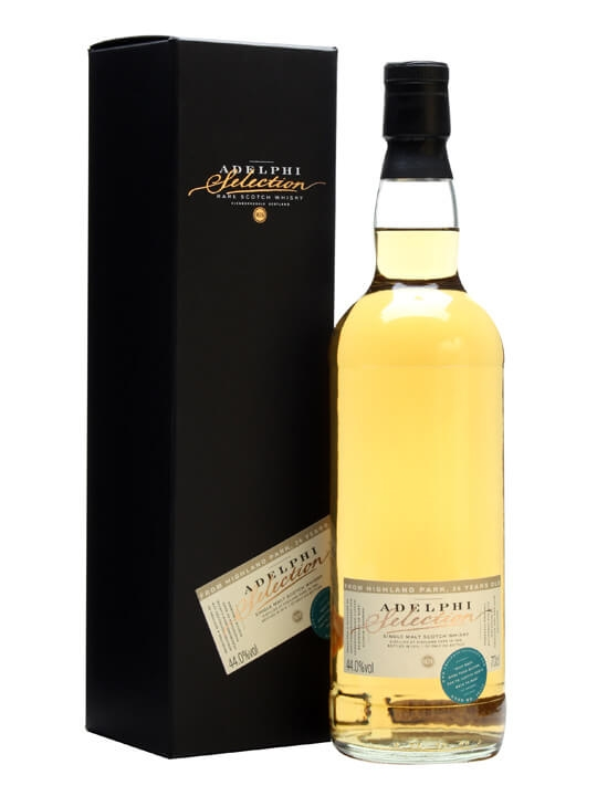 Highland Park 1986 / 26 Year Old / Cask #10112 / Adelphi Island Whisky