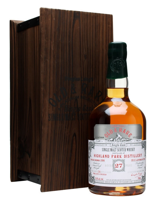 Highland Park 1984 / 27 Year Old / Douglas Laing Platinum Island Whisky
