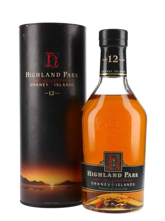 Highland Park 12 Year Old / Bot.1980s Island Single Malt Scotch Whisky