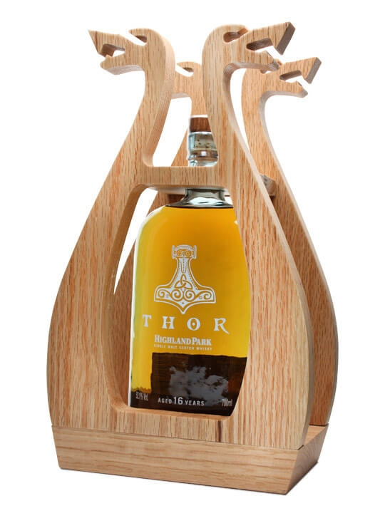 Highland Park Thor / 16 Year Old / Valhalla Collection Island Whisky