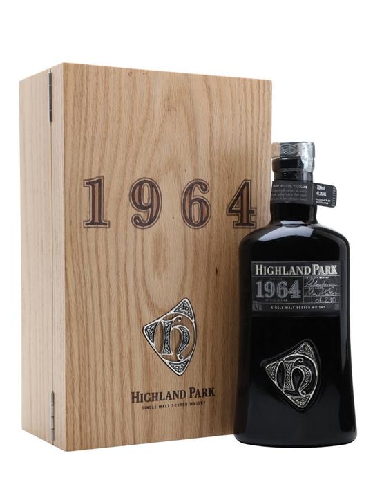 Highland Park 1964 / Orcadian Vintage Island Single Malt Scotch Whisky