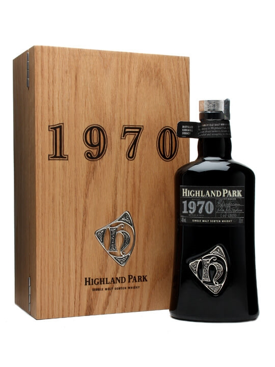 Highland Park 1970 / Orcadian Vintage Island Single Malt Scotch Whisky