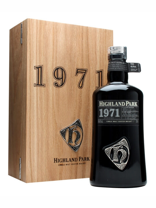 Highland Park 1971 / Orcadian Vintage Island Single Malt Scotch Whisky