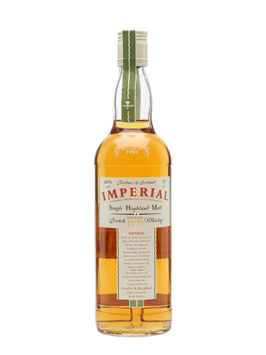 Imperial 1979 / Bot.1993 Speyside Single Malt Scotch Whisky
