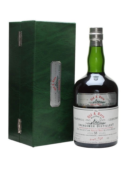 Inchgower 1965 / 38 Year Old Speyside Single Malt Scotch Whisky