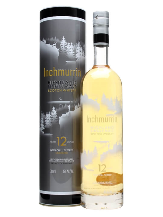 Inchmurrin 12 Year Old Highland Single Malt Scotch Whisky