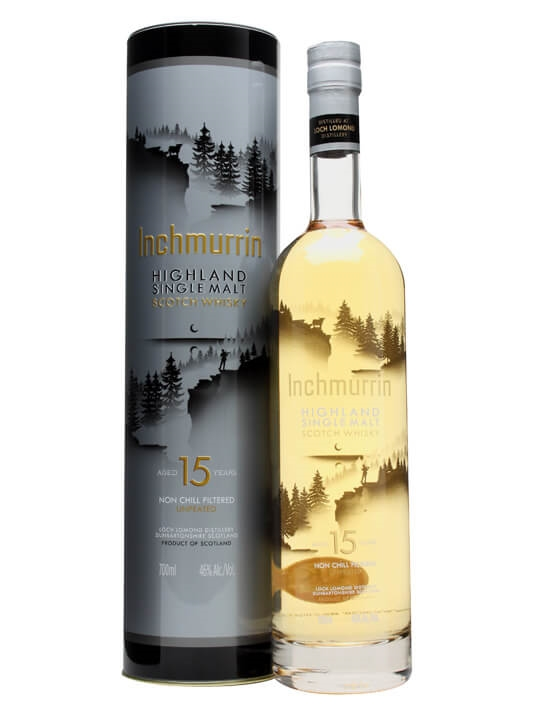 Inchmurrin 15 Year Old Highland Single Malt Scotch Whisky
