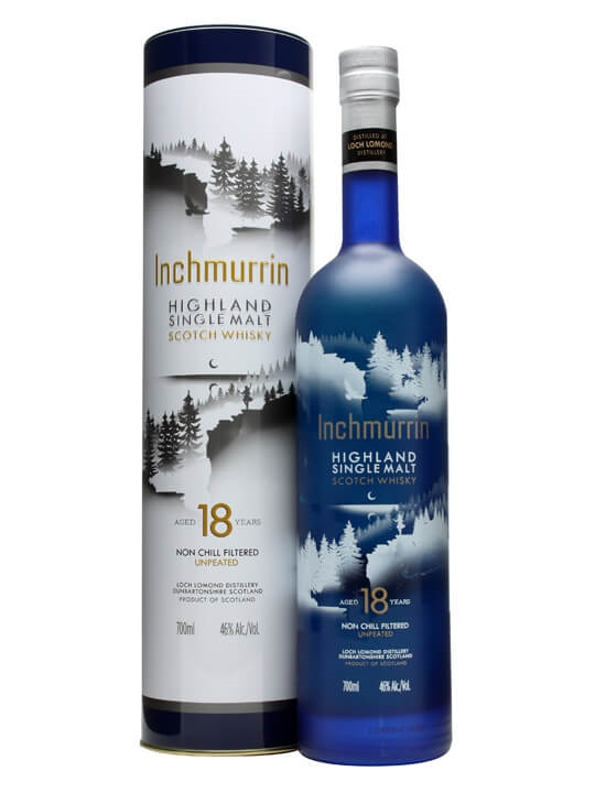 Inchmurrin 18 Year Old Highland Single Malt Scotch Whisky