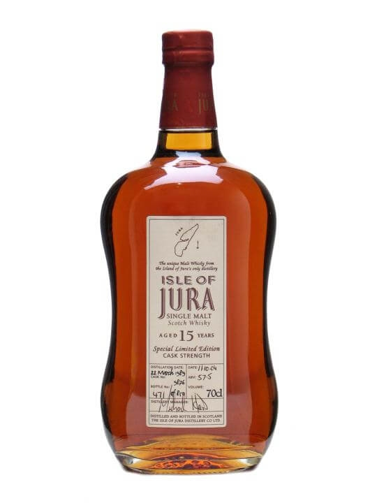 Isle Of Jura 1989 / 15 Year Old / Islay Festival Island Whisky