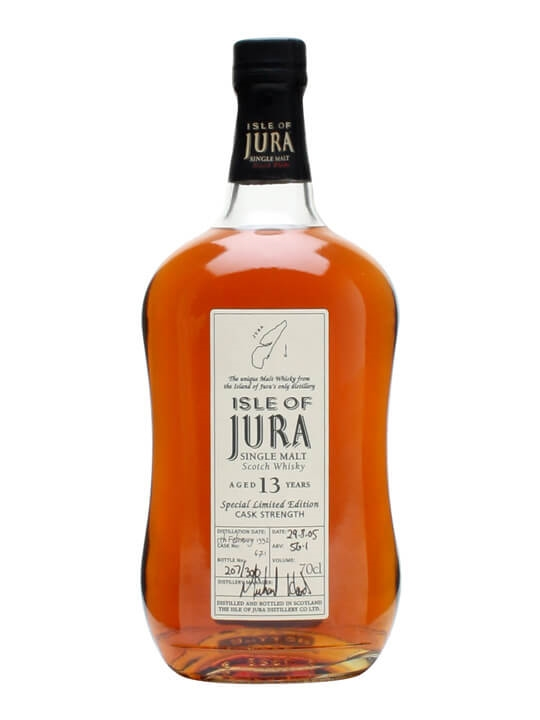 Isle Of Jura 1992 / 13 Year Old / Cask #671 Island Whisky