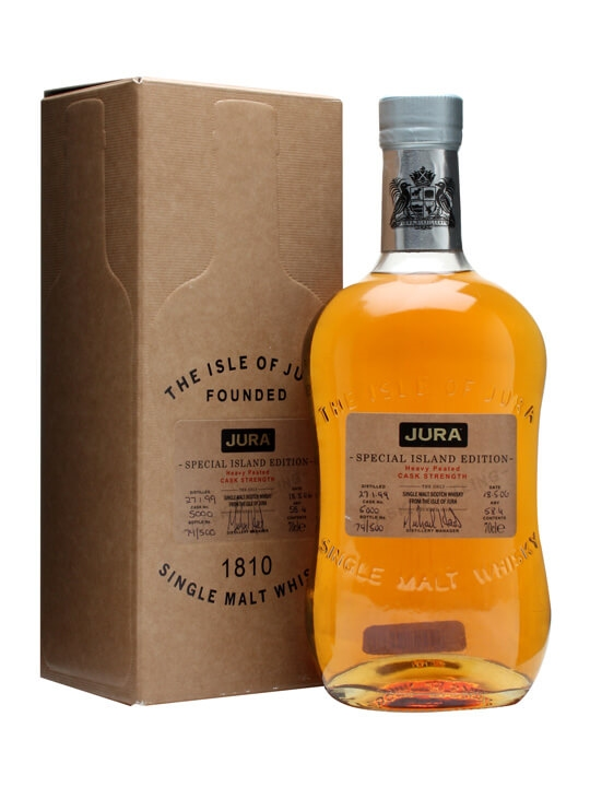 Isle Of Jura 1999 / 7 Year Old / Special Island Edition Island Whisky