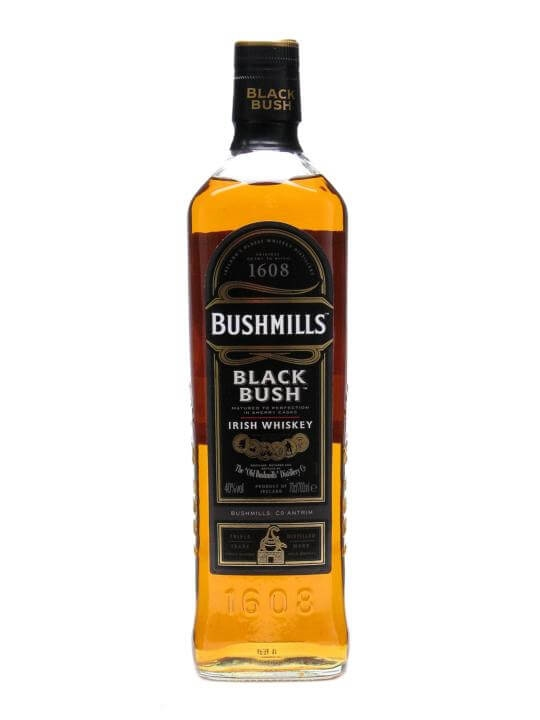 Bushmills Black Bush Blended Irish Whiskey