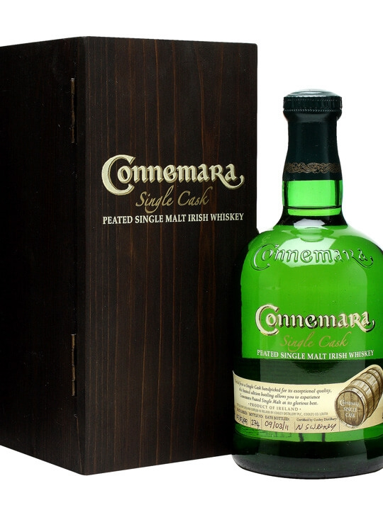 Connemara 1999 / Single Cask #884 Irish Single Malt Whiskey