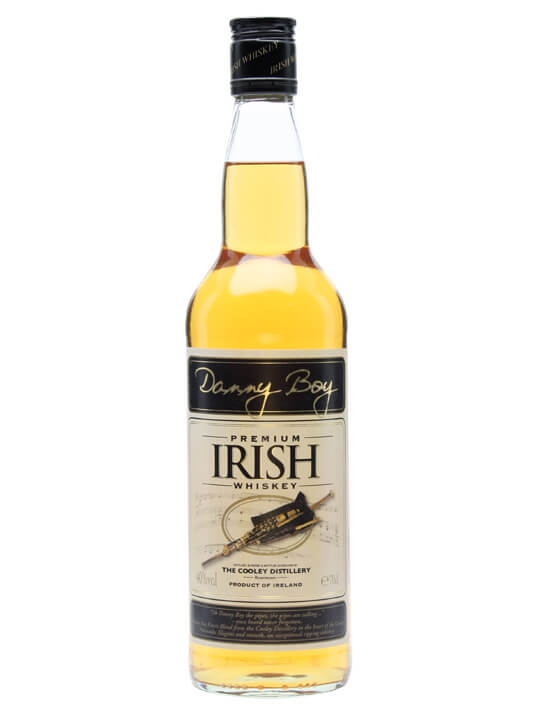 Danny Boy Irish Whiskey Blended Irish Whiskey