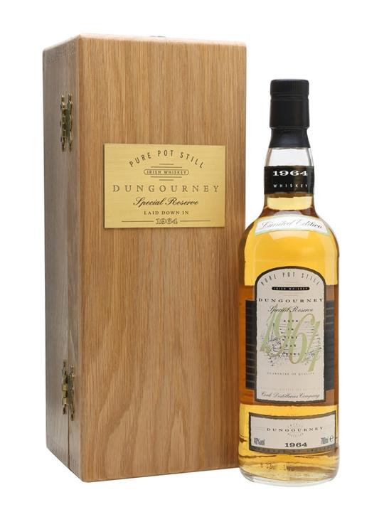 Dungourney 1964 Single Pot Still Irish Whiskey