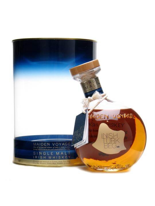 Inish Turk Beg Maiden Voyage / Irish Single Malt Whiskey