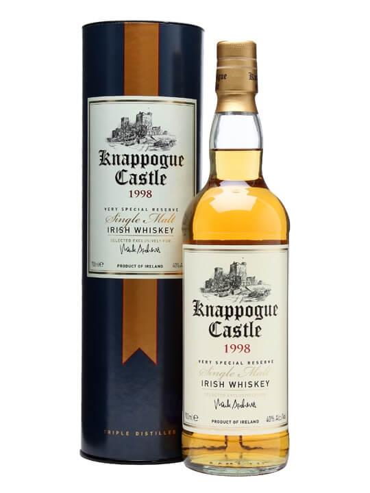 Knappogue Castle 1998 Irish Single Malt Whiskey