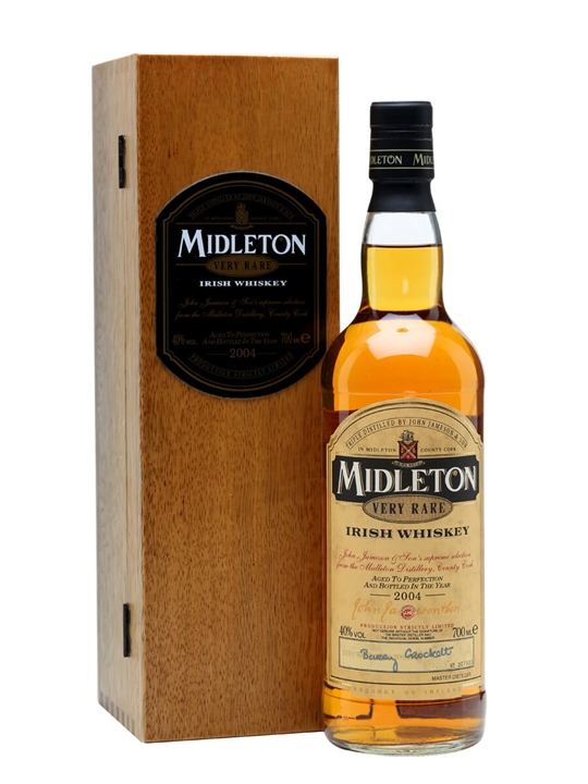 Midleton Very Rare / Bot.2004 Blended Irish Whiskey
