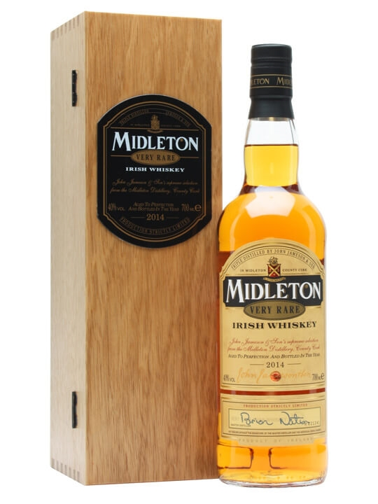 Midleton Very Rare Blended Irish Whiskey