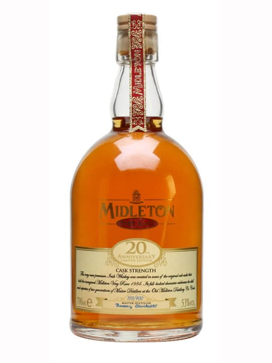 Midleton Very Rare 20th Anniversary / Unboxed Blended Irish Whiskey