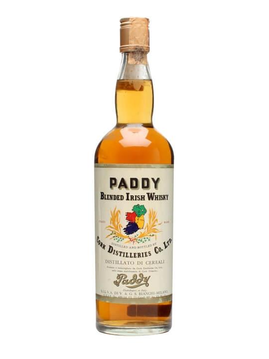 Paddy / Bot.1970s Blended Irish Whiskey